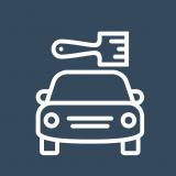 Autófényező műhely - Жоржо