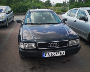 Audi - 80 | 10.06.2019 г.