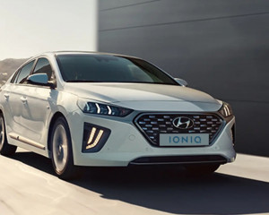 Hyundai - IONIQ - Hybrid | Jul 21, 2021