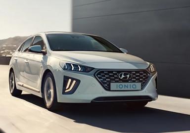 Hyundai - IONIQ - Hybrid   Jul 21, 2021