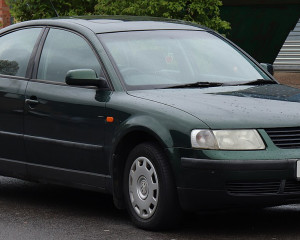 Volkswagen - Passat - V5   2 Jan 2019