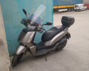 Kymco - People 250 - S | 6 May 2019