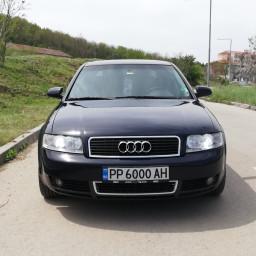 Audi - A4 - 2.5 TDi | Jun 4, 2019