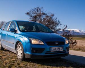 Ford - Focus - 1.6   Mar 18, 2020