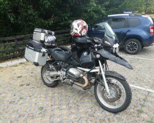 BMW - R1150GS | Aug 12, 2020