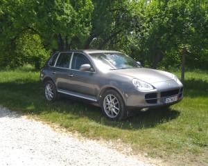 Porsche - Cayenne - 955   24 May 2020