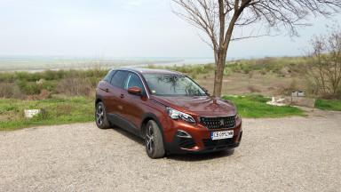 Peugeot - 3008 - SUV   Jan 6, 2019