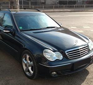 Mercedes-Benz - C-Klasse - C220CDI   2019. márc. 12.