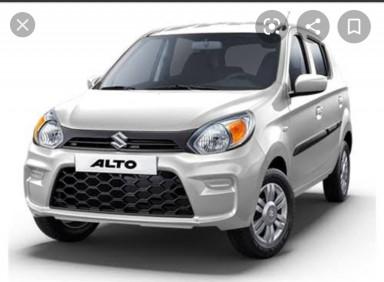 Suzuki - Alto | 18 Oct 2020