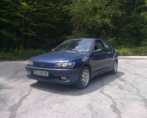 Peugeot - 306 - 2.0 8v XSi | 17.07.2020 г.