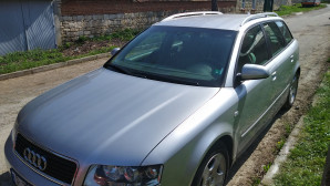 Audi - A4 AVANT - 1.8t | 10.04.2019 г.