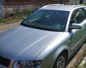 Audi - A4 - 1.8t | 10.04.2019 г.