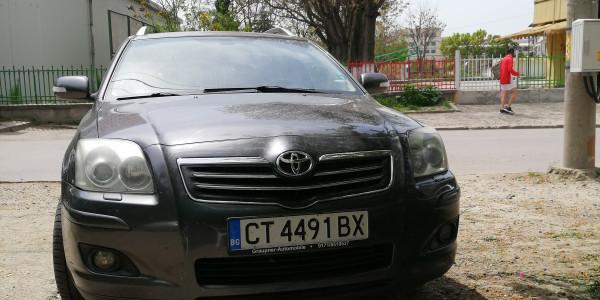 Toyota Avensis комби
