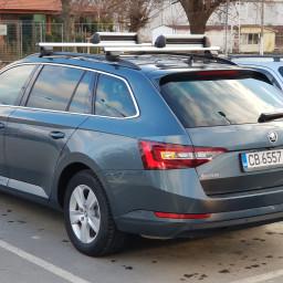 Škoda - Superb - 3- 2.0Tdi 190HP DSG 4x4 | 1 Nov 2019