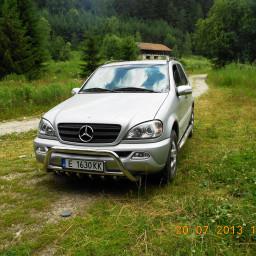 Mercedes-Benz - ML-Klasse | 18 Sep 2019