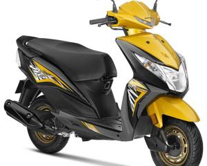 Honda Dio Dlx   3.01.2020 г.