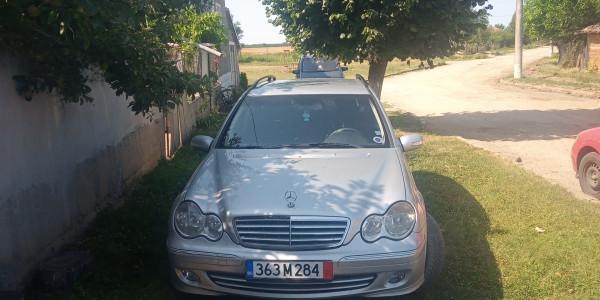 Mercedes-Benz C-Klasse 200cdi