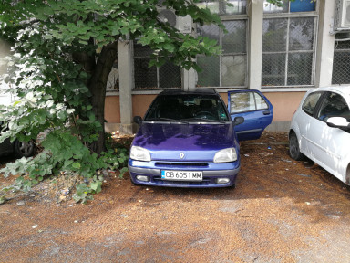 Renault - Clio - Phase 3 C57J E7J 756 - Хетчбек | 11.03.2019 г.