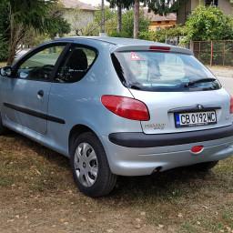 Peugeot - 206 | 6.09.2019 г.