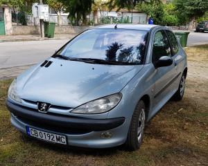 Peugeot - 206 | 6 Sep 2019