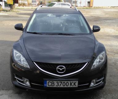 Mazda - 6 - 2.2 MZR-CD | 9.05.2017 г.