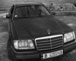 Mercedes-Benz - 200CE  - Coupe, 122HP | 10 May 2017