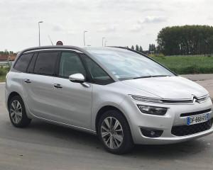Citroën - Grand C4 Picasso - B78 | 25 Jun 2017