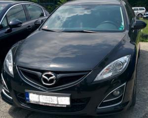 Mazda - 6 - LF   14 Jul 2017