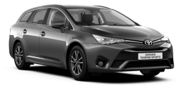 Toyota - Avensis - 1.8 CVT Touring Sport | 8.08.2017 г.