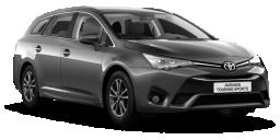 Toyota - Avensis - 1.8 CVT Touring Sport | Aug 8, 2017