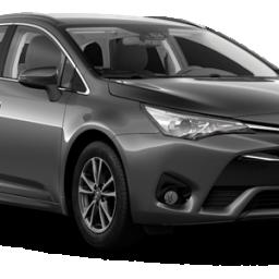 Toyota - Avensis - 1.8 CVT Touring Sport | 8.08.2017 г.
