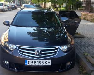 Honda - Accord - Kombi | 16 Aug 2017