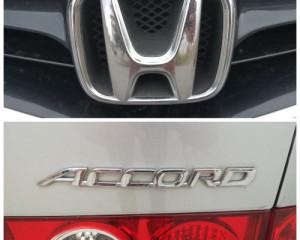 Honda - Accord - Saloon | 30 Aug 2017