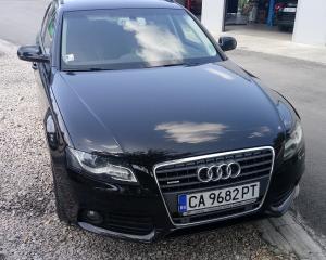 Audi - A4 | 11.09.2017