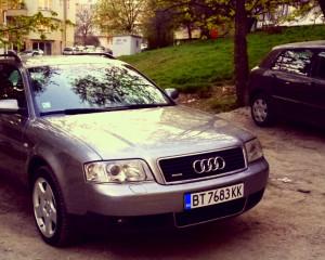 Audi - A6 - Avant | 16 Sep 2017