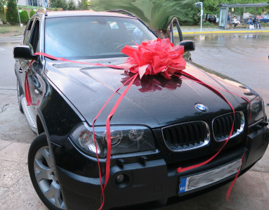 BMW - X3 - 3.0D | Sep 29, 2017