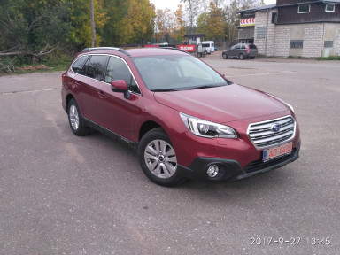Subaru - OUTBACK | 30.09.2017 г.