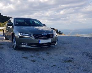 Škoda - Superb - V3 | 8 Oct 2017