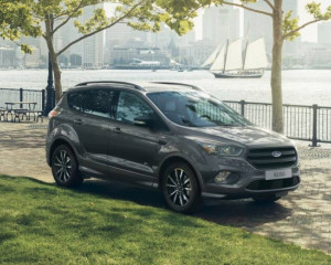 Ford - Kuga - ST Line | 18 Oct 2017