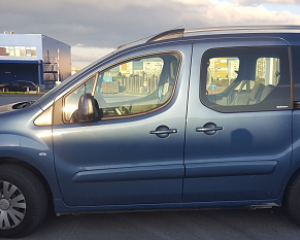 Citroën - Berlingo | 4 Nov 2017