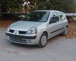 Renault - Clio - Clio II, faze II, 16V, 3 врати | Nov 18, 2017