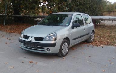 Renault - Clio - Clio II, faze II, 16V, 3 врати | 18 Nov 2017