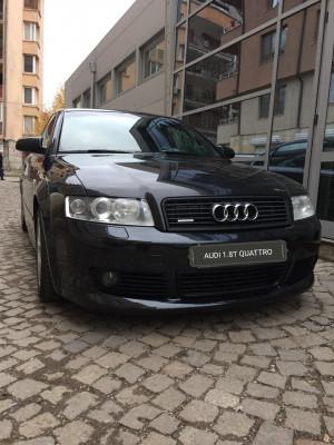 Audi - A4 - 1.8T BEX   28 Nov 2017