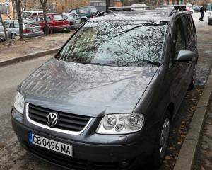 Volkswagen - Touran - FSI | 5 Dec 2017