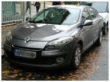 Renault - Megane - Megane III Grandtour | Dec 6, 2017