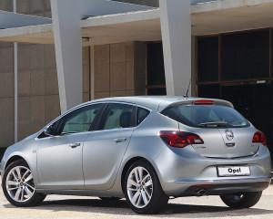 Opel - Astra | 2 Jan 2018