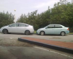 Toyota - Prius - HW11 и HW20   04.01.2018