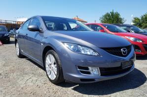 Mazda - 6 - sedan | Jan 4, 2018