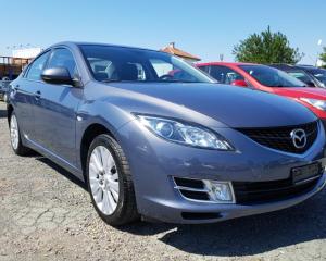 Mazda - 6 - sedan | 4 Jan 2018