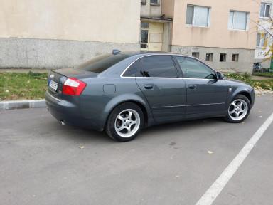 Audi - A4 | 13.01.2018 г.